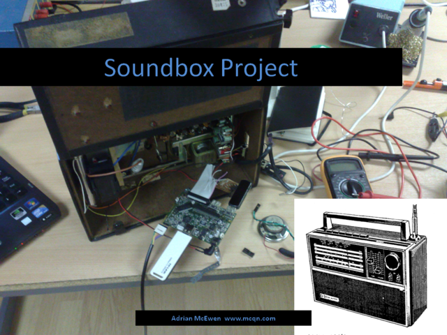 Soundbox Project