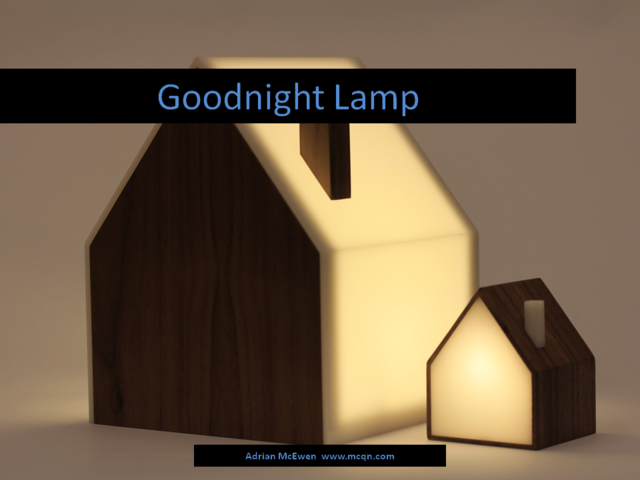 Goodnight Lamp