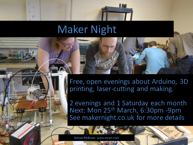 Maker Night
