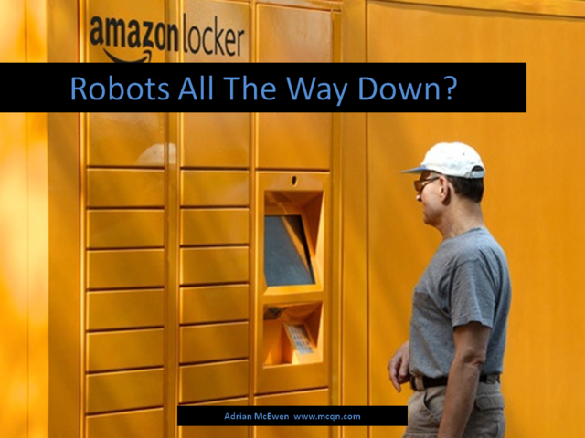 Robots All The Way Down?