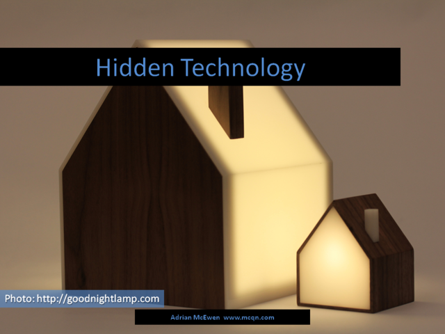 Hidden Technology