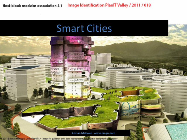 Smart Cities: Living PlanIT Valley