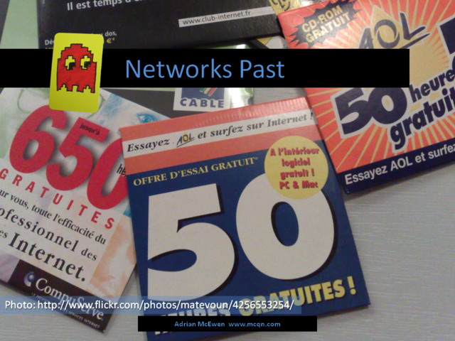 Networks Past