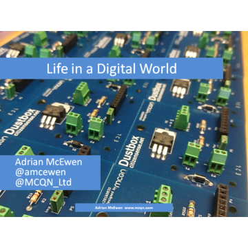 Future Leaders: Life in a Digital World